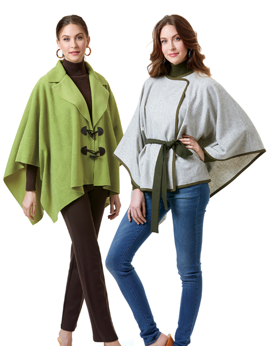 Butterick 6580 capes