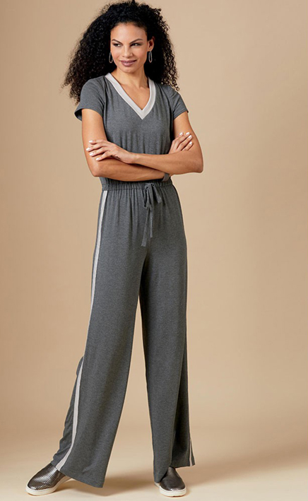 Butterick 6600 casual loungewear pack of patterns