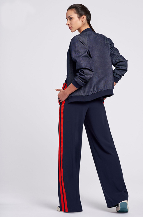 Simplicity 8698 Off the Track Trousers