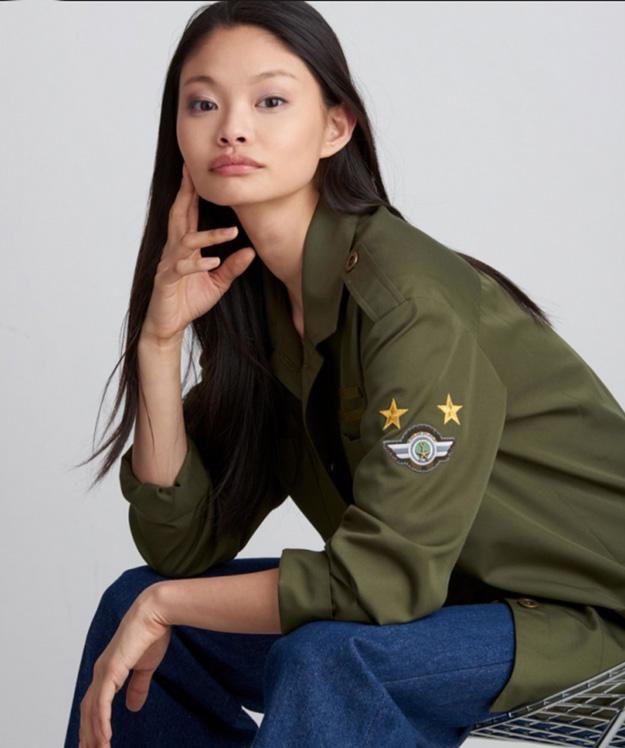 Simplicity 8700 Jacket pattern hack