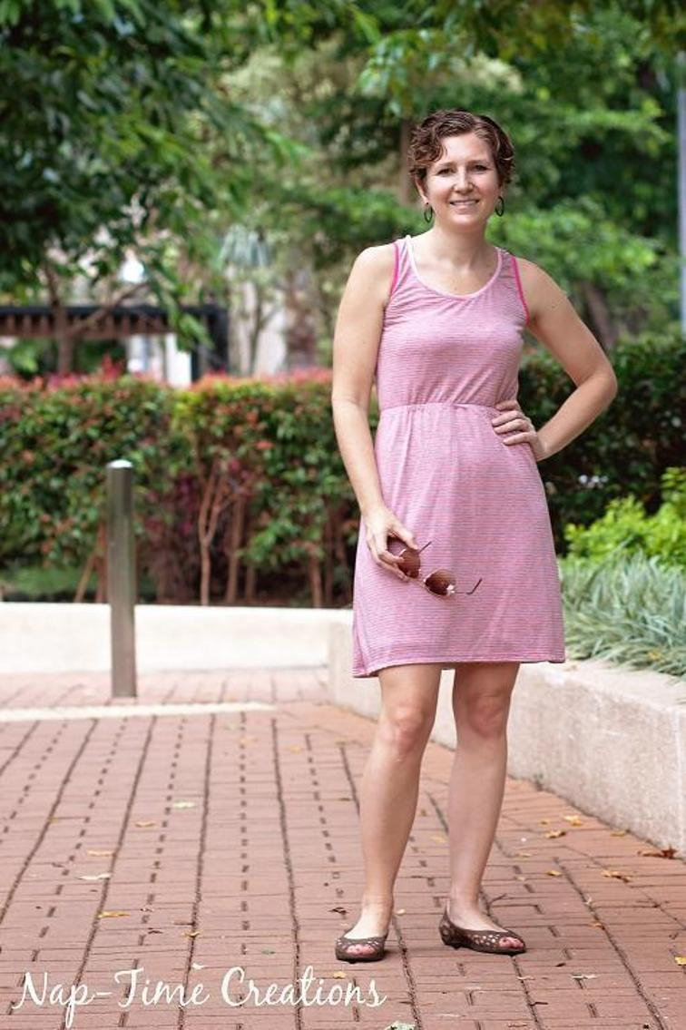 Tank Dress from Life Sew Savory