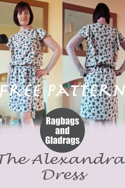 Alexandra Dress from Ragbags and Gladrags