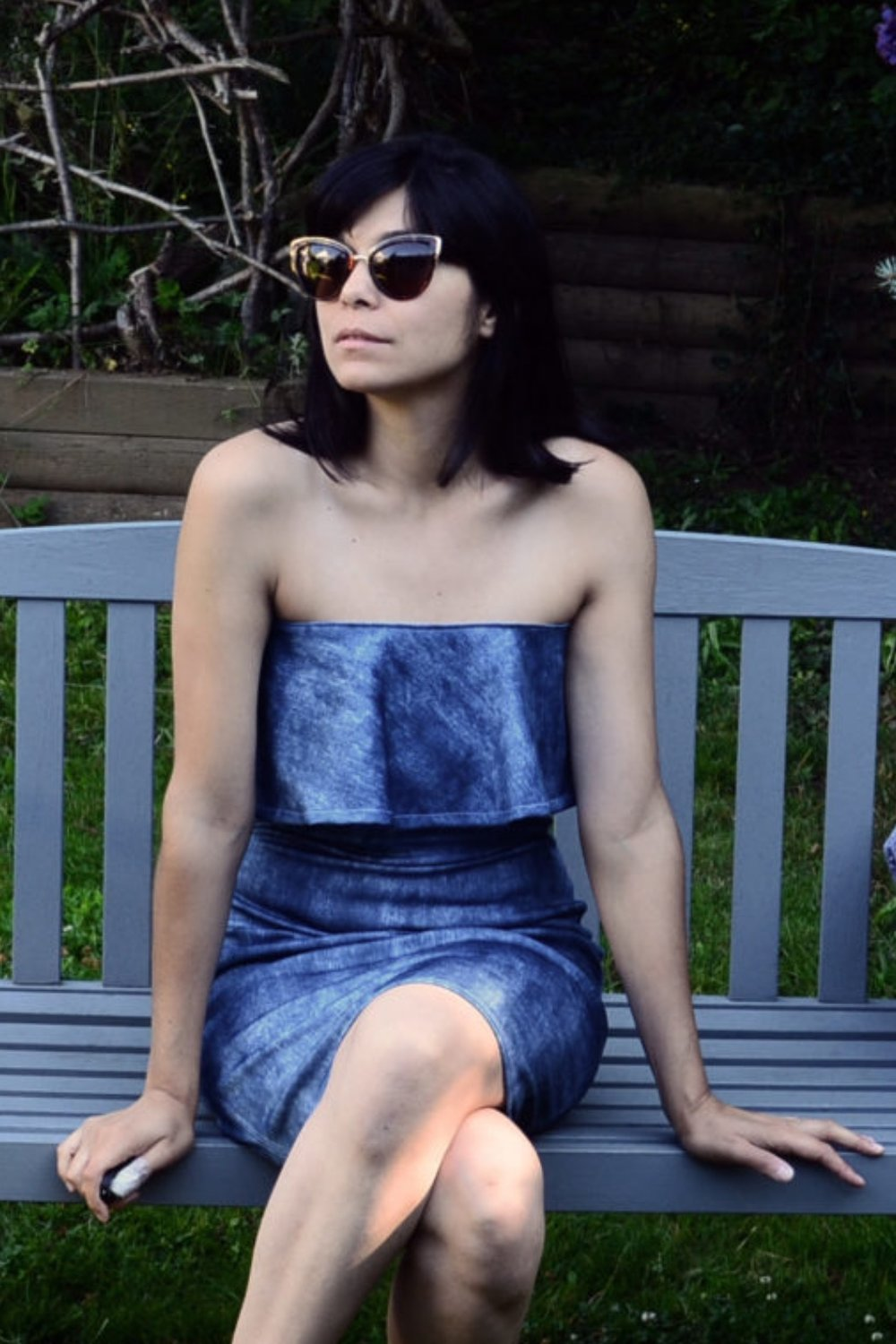 Jeannette Sundress from On the Cutting Floor