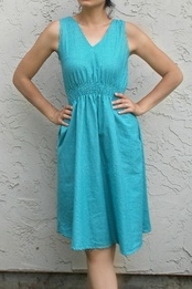 Jessica Dress from On the Cutting Floor