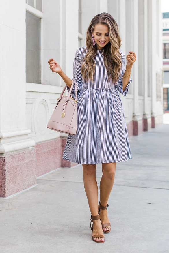 Fit & Flare Dress from Merrick's Arts