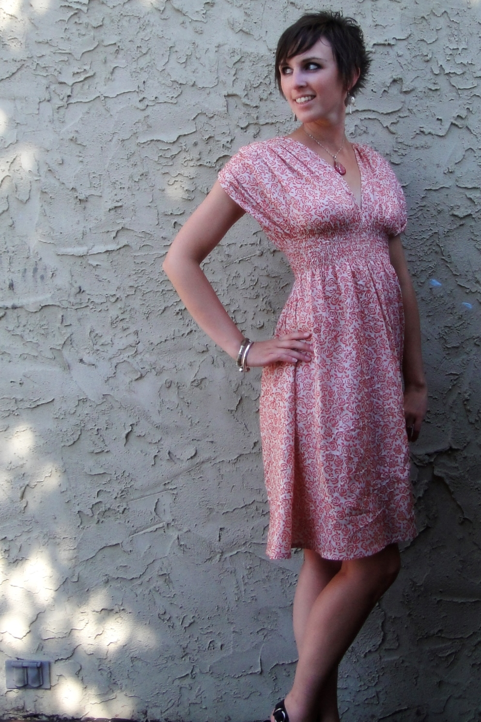 Grecian Sundress from Tanit-Isis Sews