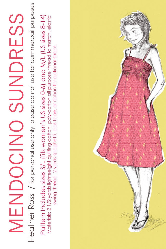 Mendocino Sundress from Heather Ross