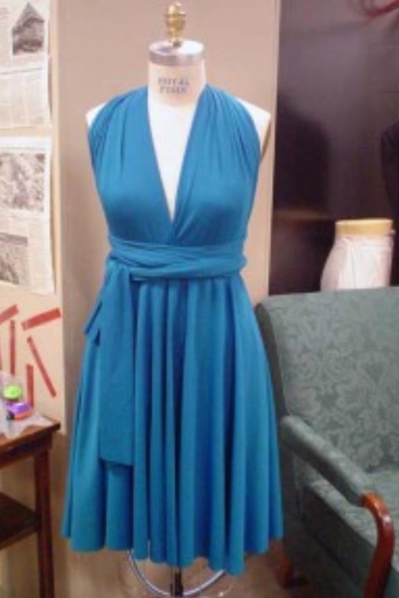 Infinity Dress from Rostitchery