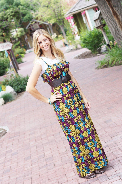 Soho Maxi Dress from Sew Much Ado