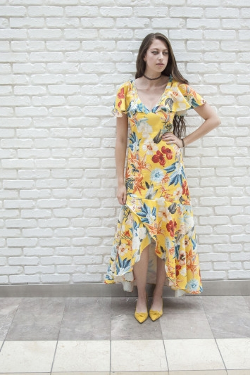 Ulmus Dress from Mood Sewciety
