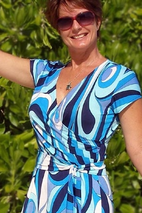 Wrap Dress from So Sew Easy