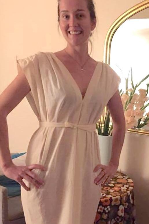 Zero Waste Dress from Offset Warehouse