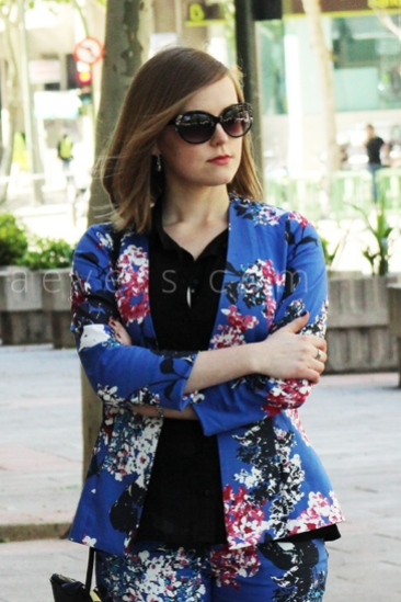 Spring Blazer by Ann Evers from Plan B