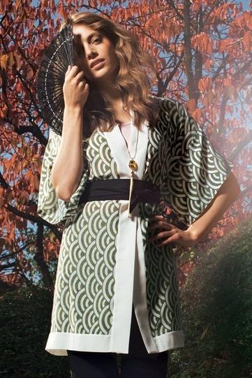 Kimono #116 from BurdaStyle