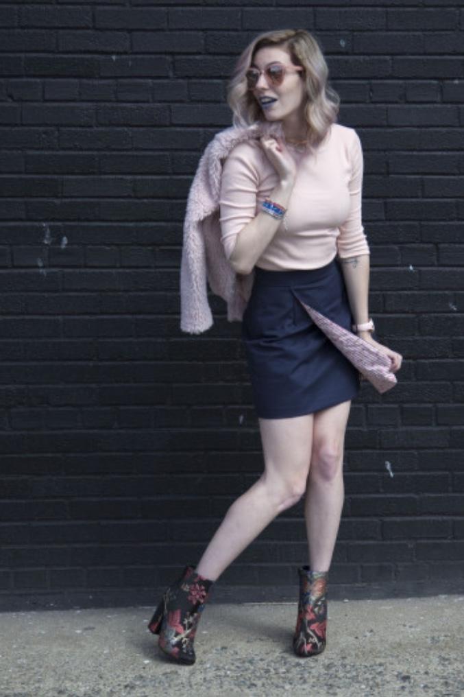 Juniper Skirt from Mood Sewciety