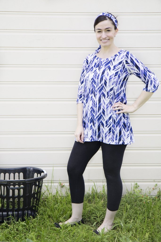Laundry Day Tee from Love Notions