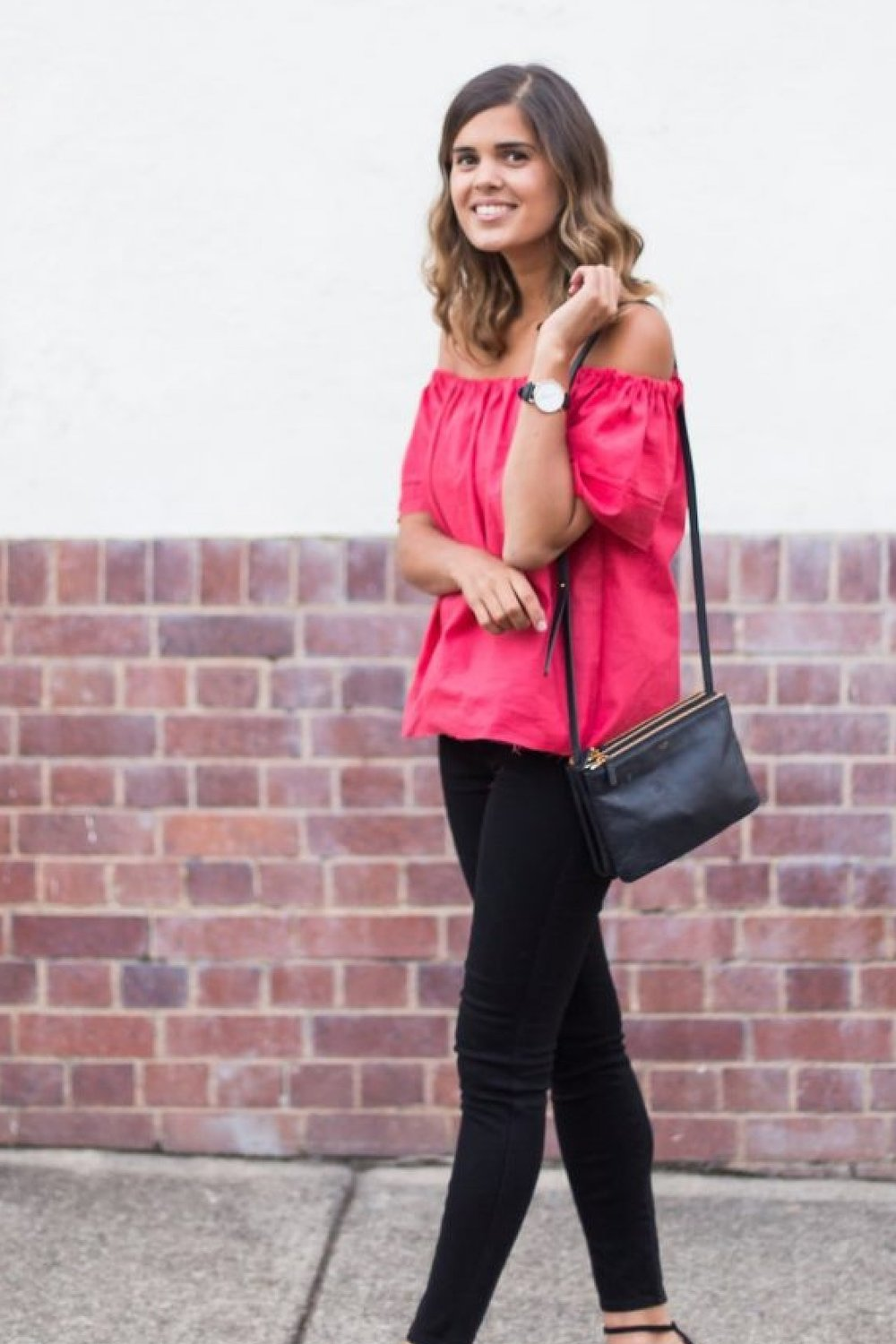 Off the Shoulder Top by A Pair & A Spare