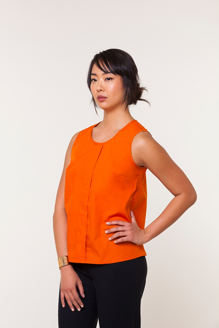 Sorbetto Top from Colette