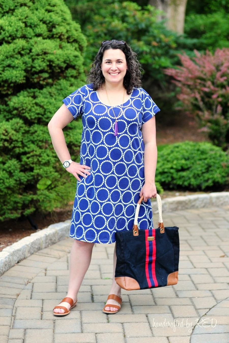 Laundry Day Tee Dress from Love Notions