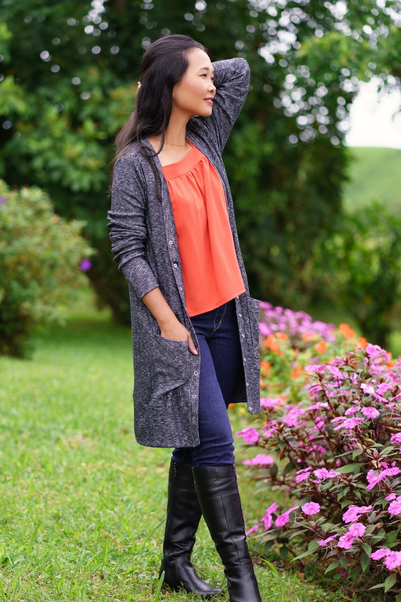 Aveiro Cardigan from Itch to Stitch