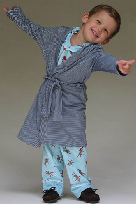 Sleepy Robe from Melly Sews