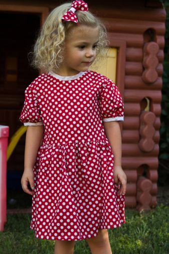Fiesta Frock from Melly Sews