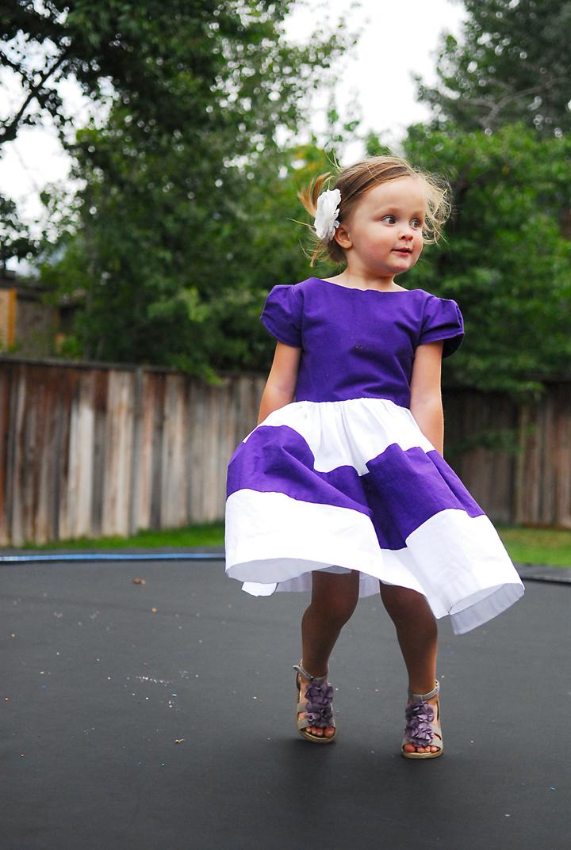 Colour Block Dress from Shwin & Shwin