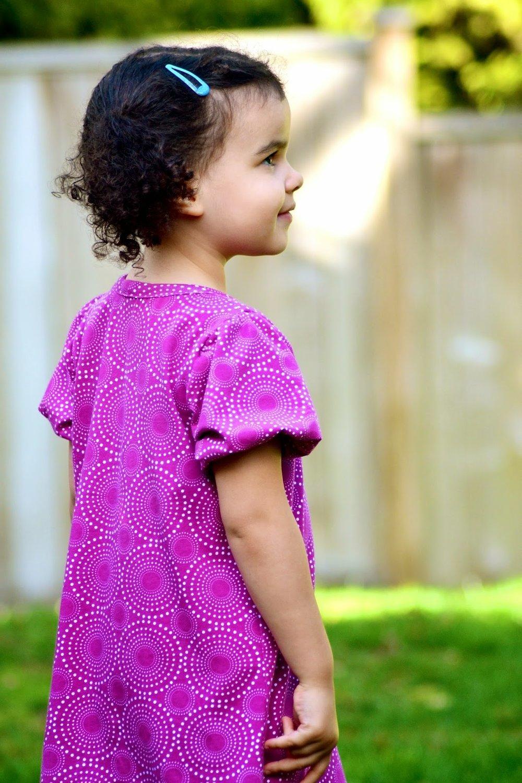 Bubble Sleeve Dress from Elegance & Elephants