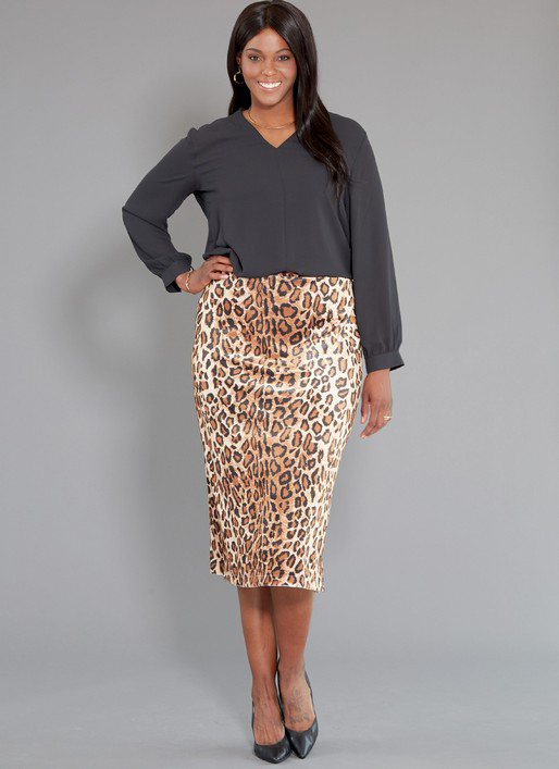 McCall's 7840 skirts