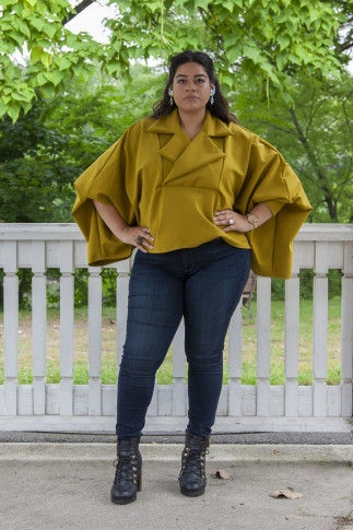 The Alder Top from Mood Sewciety