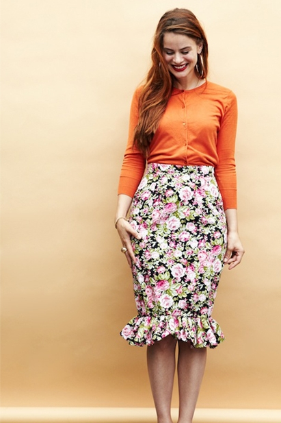 Charlotte Skirt from By Hand London
