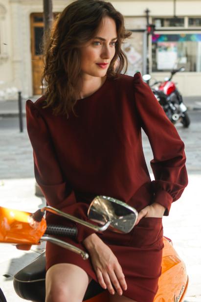 Swing blouse/dress from Louis Antoinette