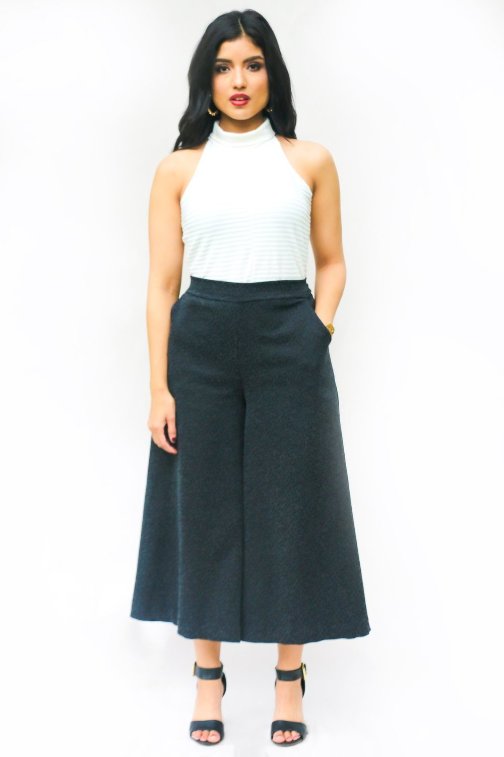 Gina Culottes from Rosy Pena