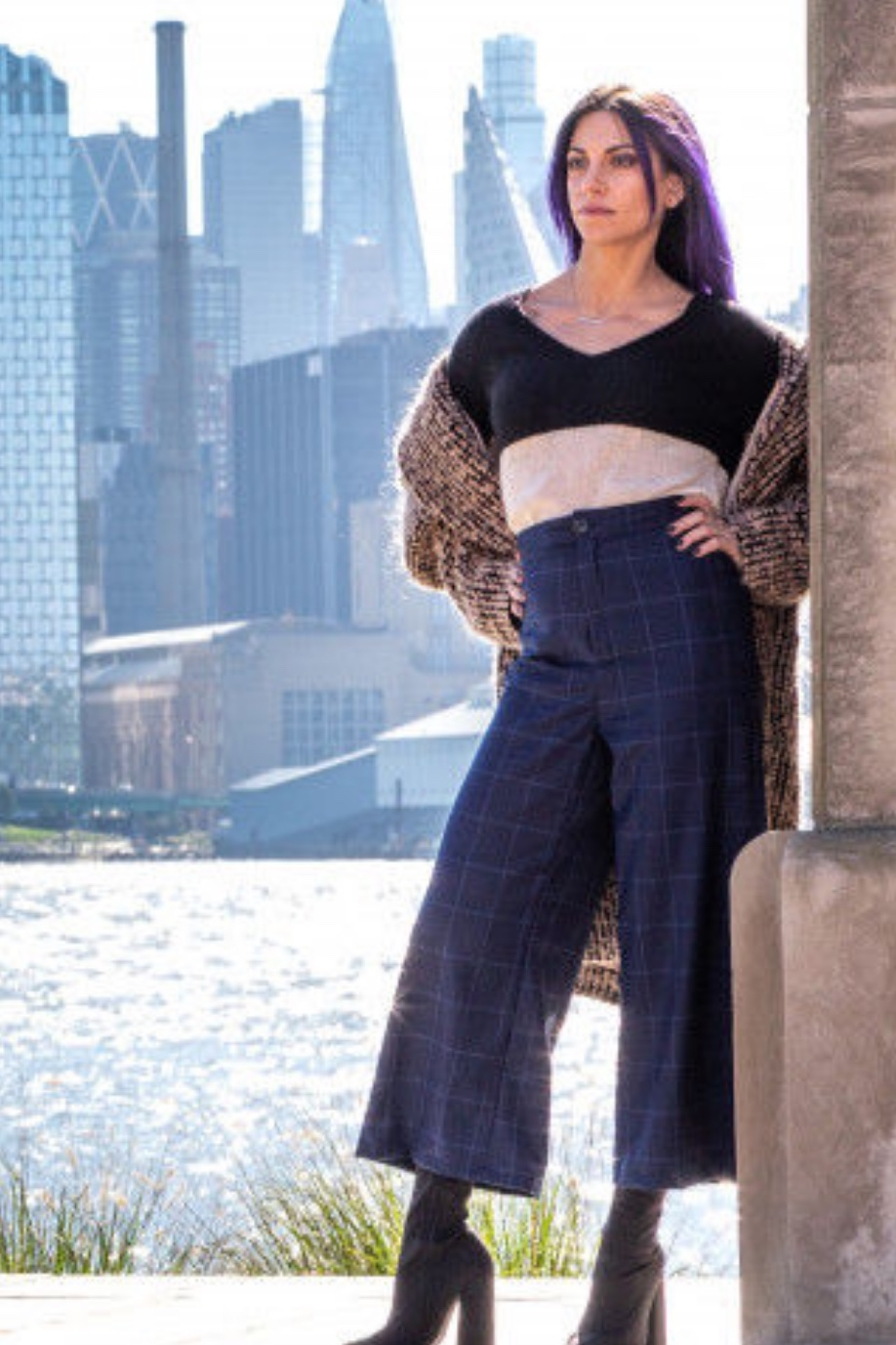 The Maple Culottes from Mood Sewciety