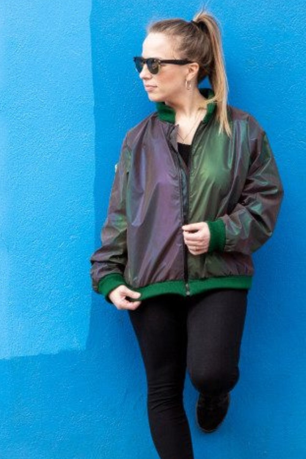 Avelia Bomber Jacket from Mood Sewciety