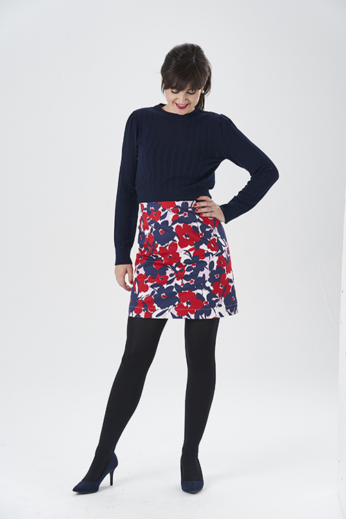 Ava skirt from Sew Over It