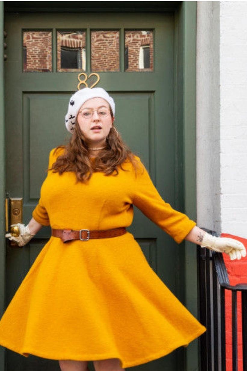 Brassia Dress from Mood Sewciety