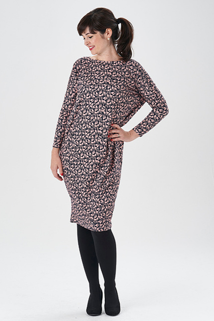 Thea knit dress from Sew Over It