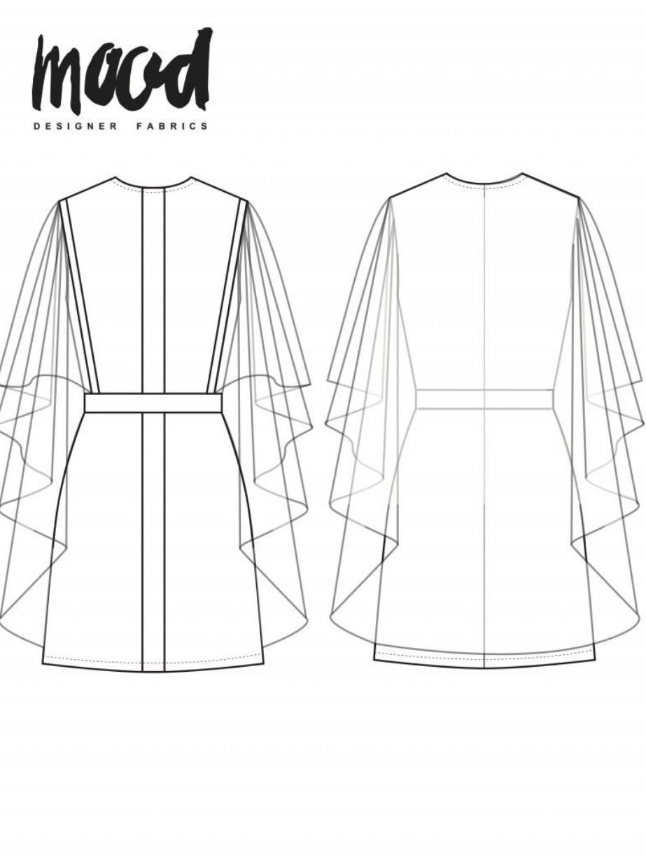 The Eurya Dress by Mood Society