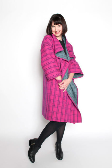 Flatiron Coat from The Sewing Workshop