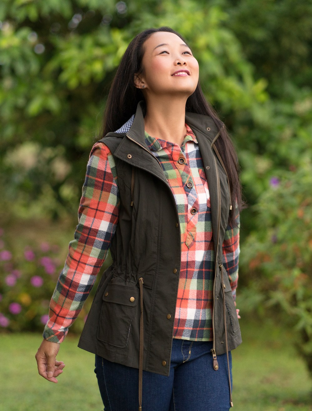 Envigado Vest from Itch to Stitch