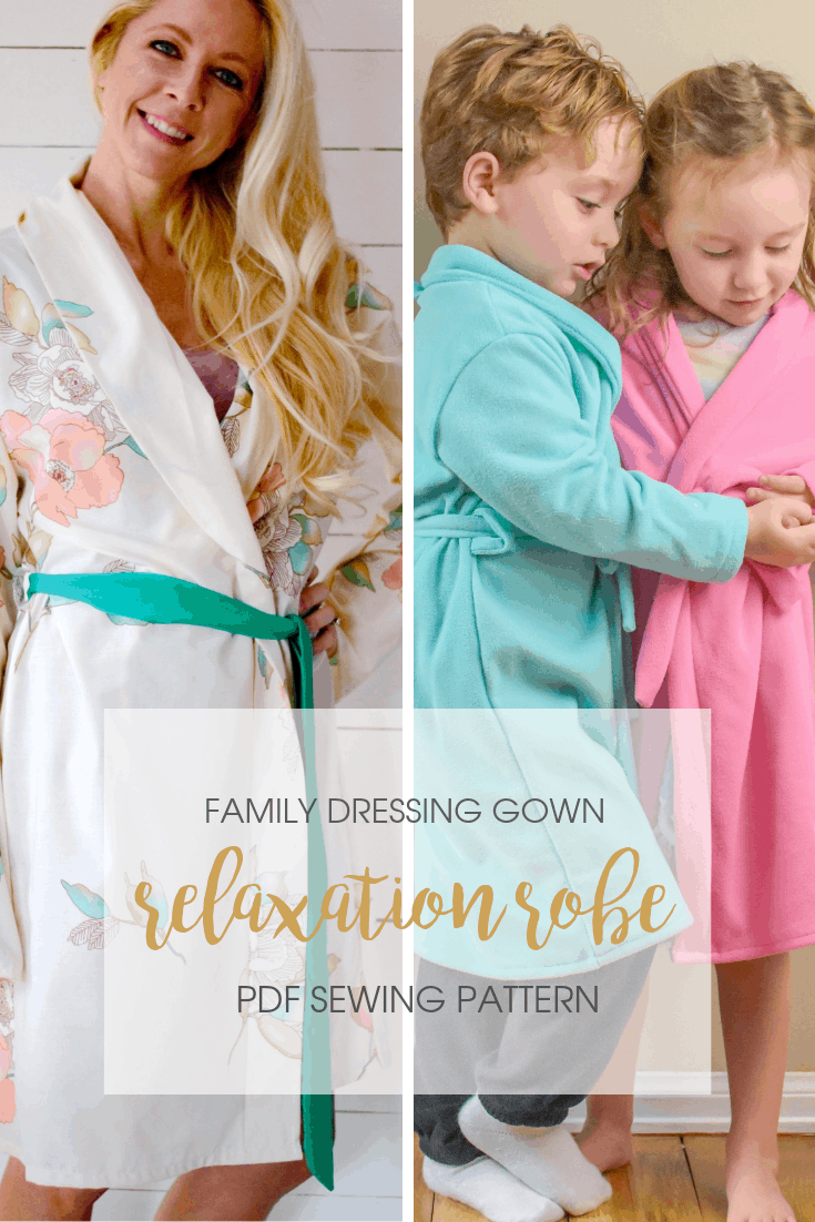 Relaxation Robe from Rebecca Page