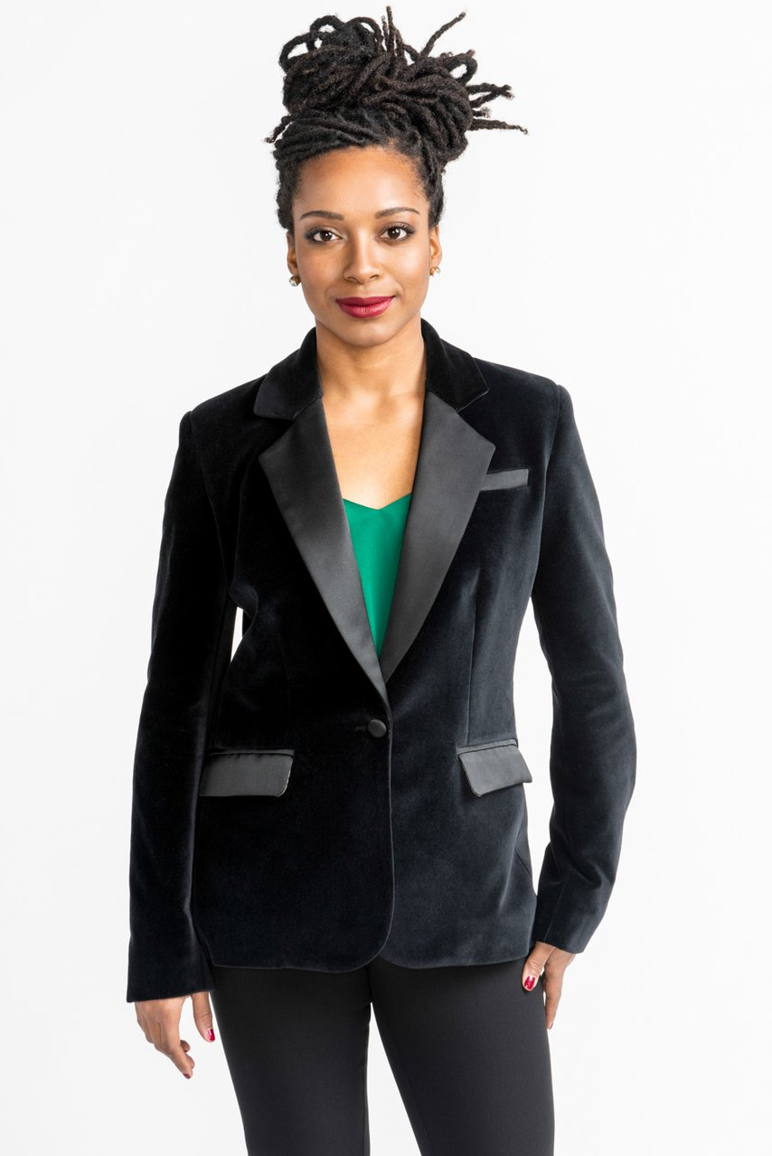 Jasika Blazer from Closet Case Patterns