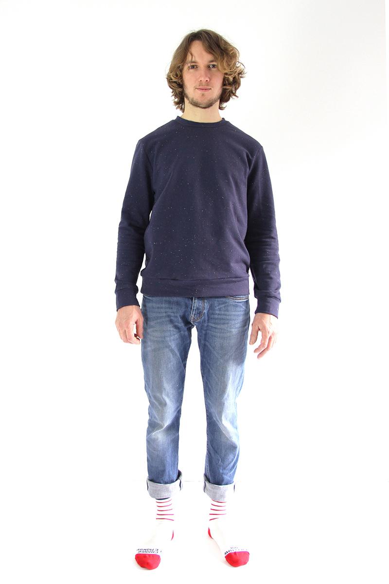 Apollon sweatshirt from I AM Patterns