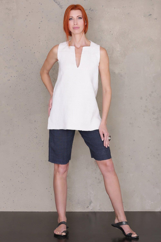 Bermuda Shorts from Ann Normandy