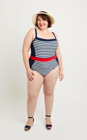 Ipwich swimsuit sewing pattern – Cashmerette