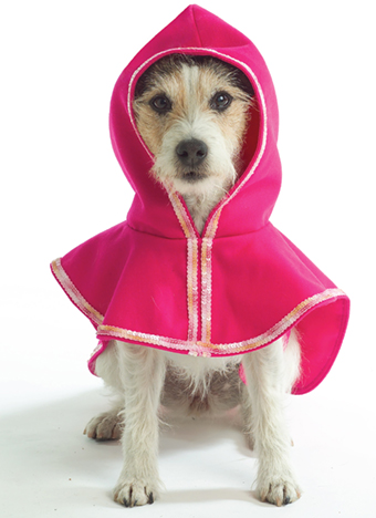 Butterick dog coat sewing pattern 4885