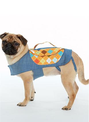 Kwik Sew dog coat sewing pattern 4211