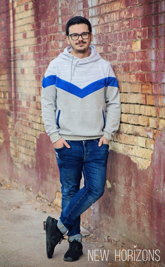 Elevation Hoodie sewing pattern from New Horizons Designs