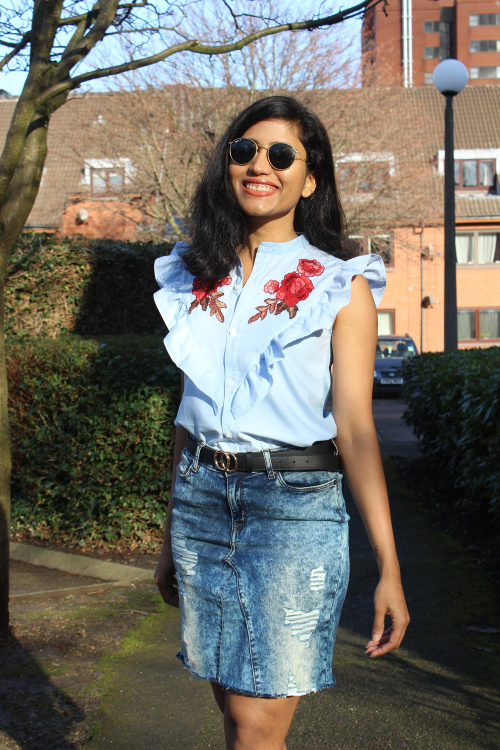 Sew Your Style 2019 | Refashion | Jacqueline Edwards (AFTER)